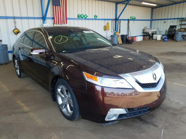 Acura TL salvage cars for sale: 2009 Acura TL
