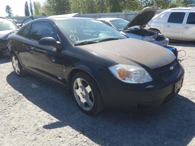 Salvage cars for sale from Copart Arlington, WA: 2006 Chevrolet Cobalt SS