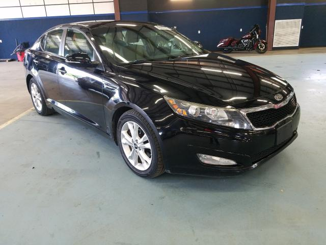 KIA Optima LX salvage cars for sale: 2012 KIA Optima LX