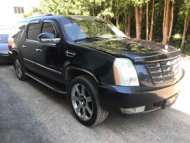 Cadillac salvage cars for sale: 2007 Cadillac Escalade E