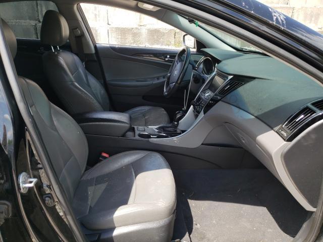 пригнать из сша 2012 Hyundai Sonata 2.4L 5NPEC4AC5CH488270