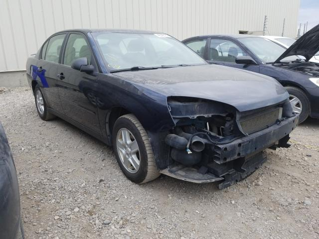 Salvage cars for sale from Copart Rocky View County, AB: 2005 Chevrolet Malibu LS