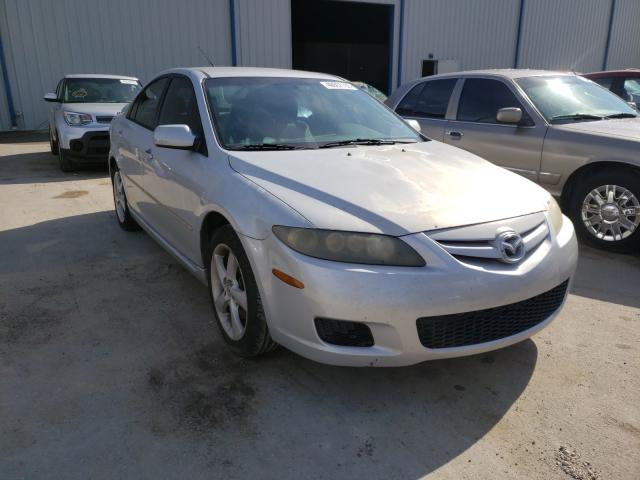 Mazda salvage cars for sale: 2007 Mazda 6 S