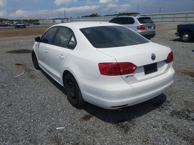 купить 2014 Volkswagen Jetta Base 2.0L 3VW2K7AJ1EM210496