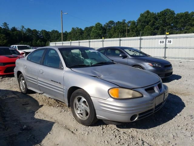 Pontiac salvage cars for sale: 1999 Pontiac Grand AM S