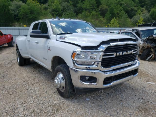 Salvage cars for sale from Copart Hurricane, WV: 2019 Dodge RAM 3500