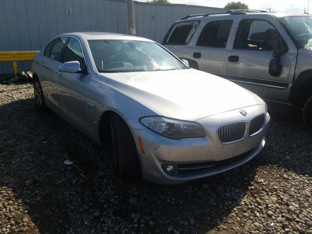 BMW 528 XI Vehiculos salvage en venta: 2012 BMW 528 XI