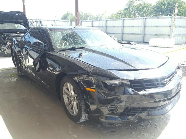 Salvage cars for sale from Copart Homestead, FL: 2015 Chevrolet Camaro LS
