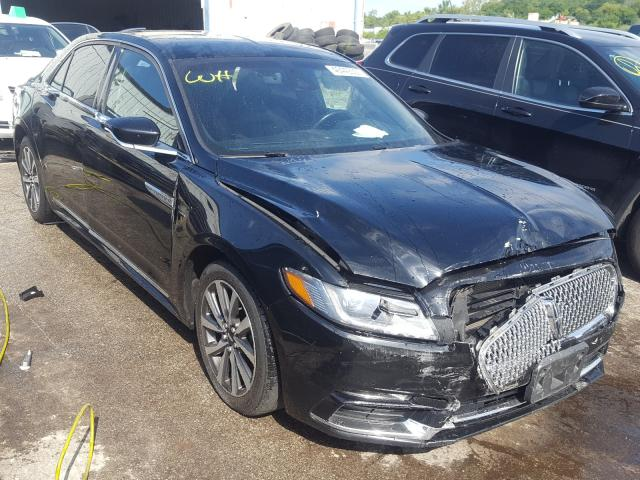 2017 Lincoln Continental for sale in Chicago Heights, IL