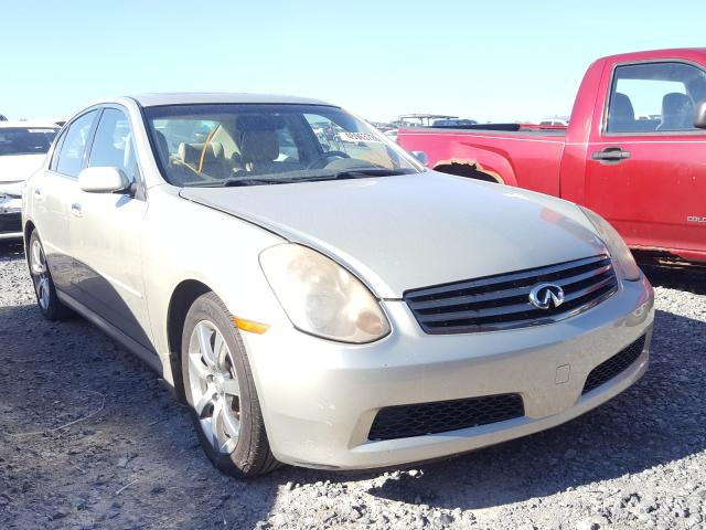 2006 Infiniti G35 for sale in Madisonville, TN