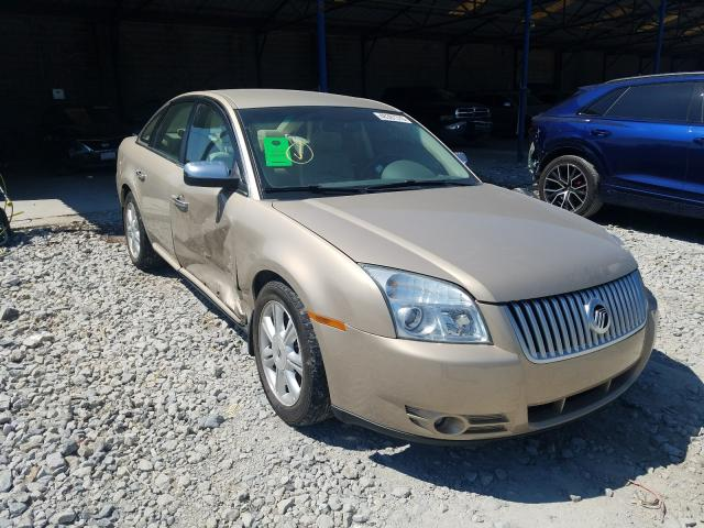 Salvage cars for sale from Copart Cartersville, GA: 2008 Mercury Sable Premium