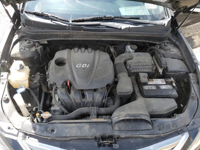 5NPEC4AC5CH488270 2012 Hyundai Sonata 2.4L