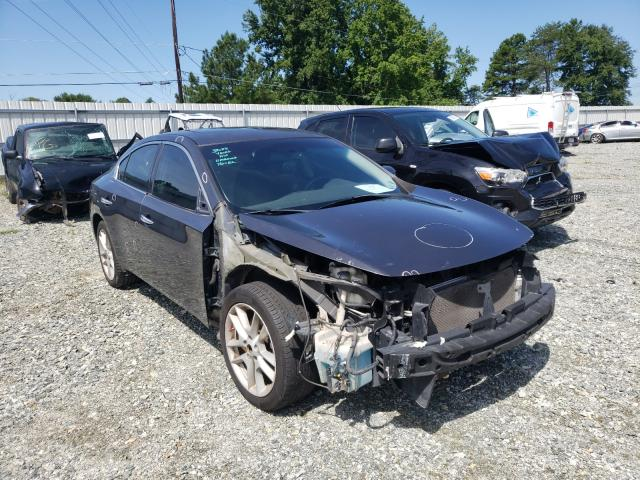 Nissan Maxima S salvage cars for sale: 2011 Nissan Maxima S