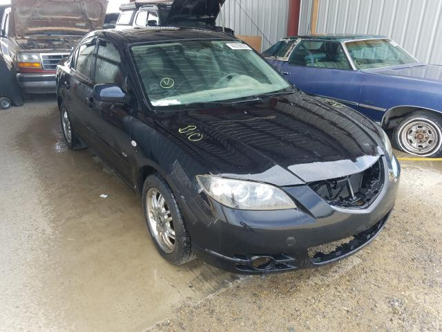 Salvage cars for sale from Copart Helena, MT: 2005 Mazda 3 S