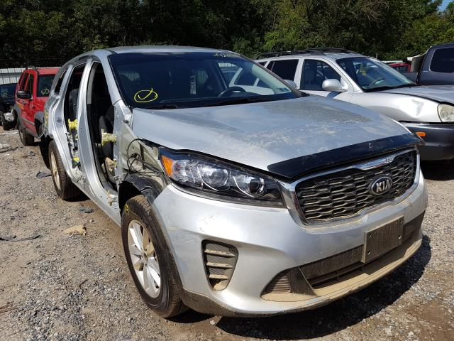 KIA salvage cars for sale: 2020 KIA Sorento L