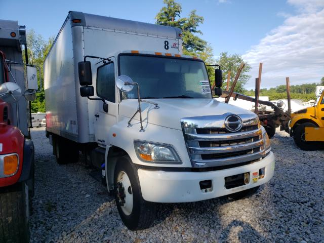 2012 Hino 258 268 for sale in West Warren, MA