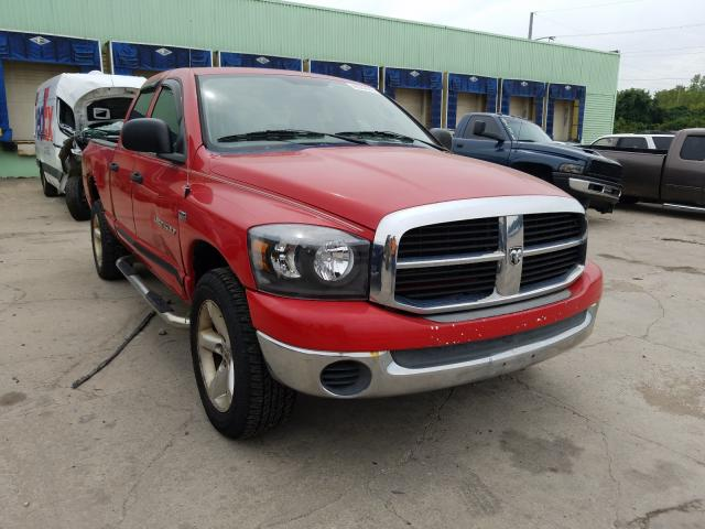 Salvage cars for sale from Copart Columbus, OH: 2006 Dodge RAM 1500 S
