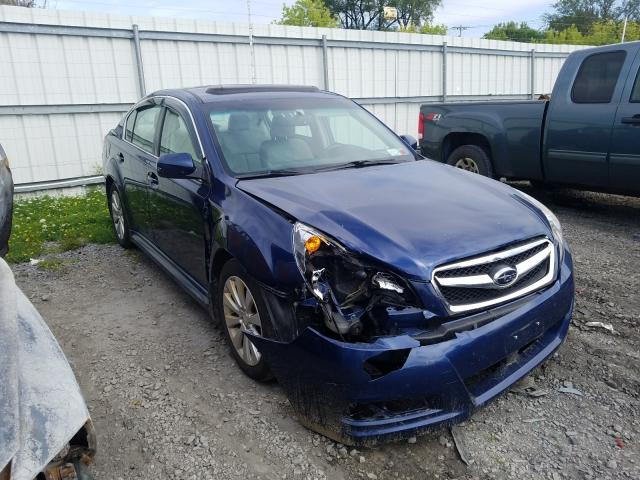 Salvage cars for sale from Copart Albany, NY: 2010 Subaru Legacy 3.6