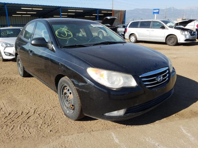 Salvage cars for sale from Copart Colorado Springs, CO: 2010 Hyundai Elantra BL