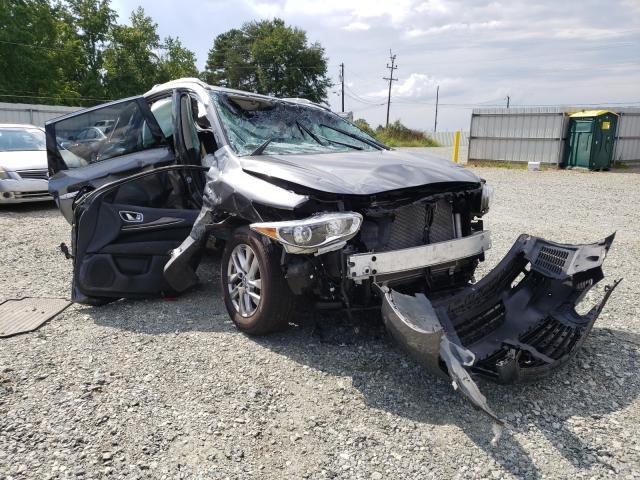 Infiniti salvage cars for sale: 2015 Infiniti QX60