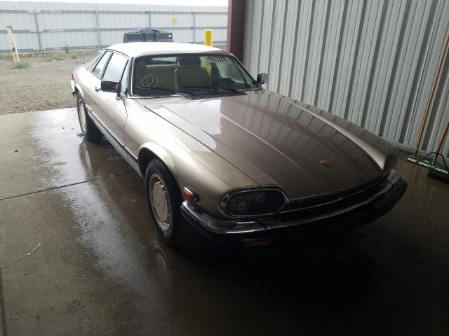 Jaguar salvage cars for sale: 1991 Jaguar XJS Classic