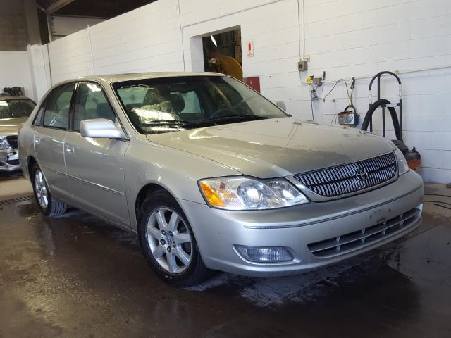 2000 toyota avalon sedan 4d 3 0l gas silver للبيع blaine mn 4t1bf28b8yu055725 a better bid a better bid car auctions