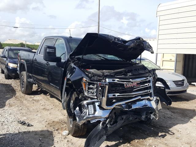 Salvage cars for sale at West Palm Beach, FL auction: 2020 GMC Sierra K25