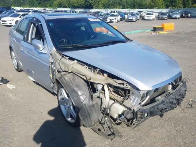 Acura salvage cars for sale: 2005 Acura TL