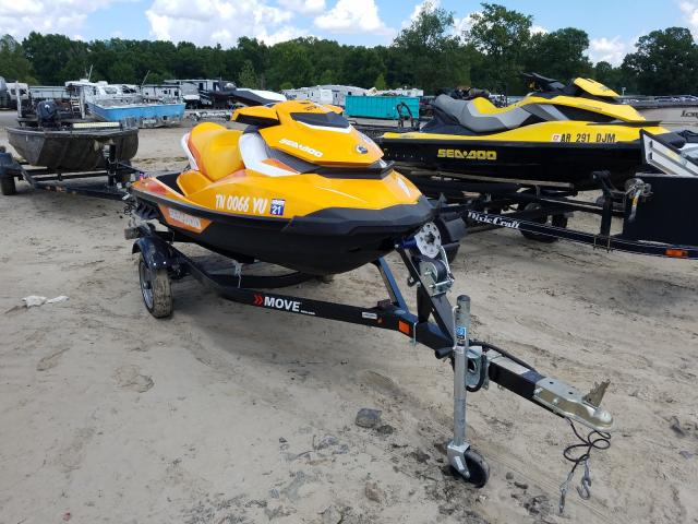 Salvage boats for sale at Conway, AR auction: 2017 Seadoo GTI