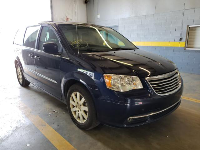 Chrysler salvage cars for sale: 2016 Chrysler Town & Country