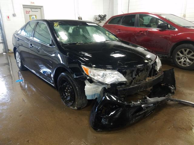 Salvage cars for sale from Copart Blaine, MN: 2014 Toyota Camry L