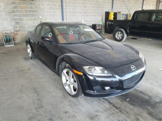 Salvage cars for sale from Copart Cartersville, GA: 2005 Mazda RX8