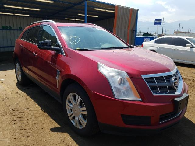 Cadillac salvage cars for sale: 2010 Cadillac SRX Luxury