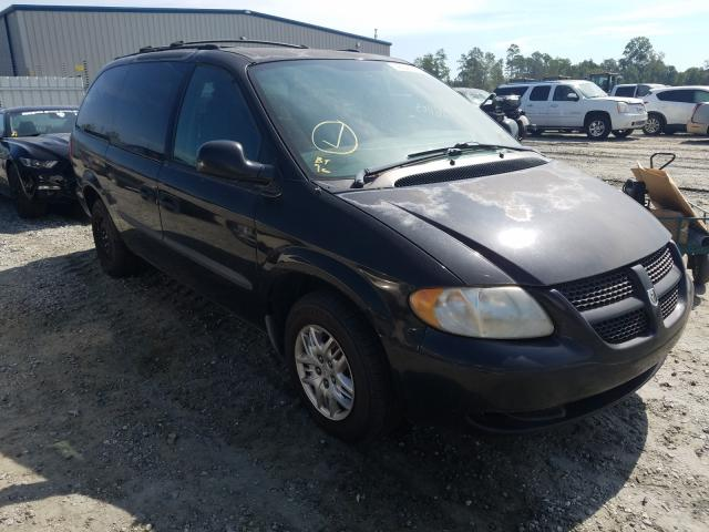 Salvage cars for sale from Copart Spartanburg, SC: 2004 Dodge Grand Caravan