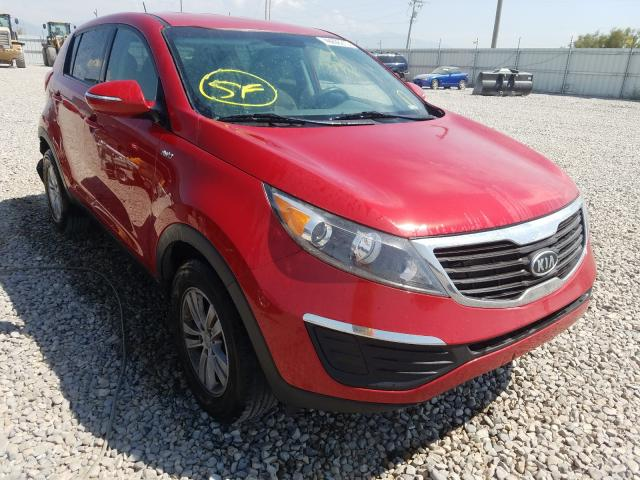 KIA salvage cars for sale: 2011 KIA Sportage L
