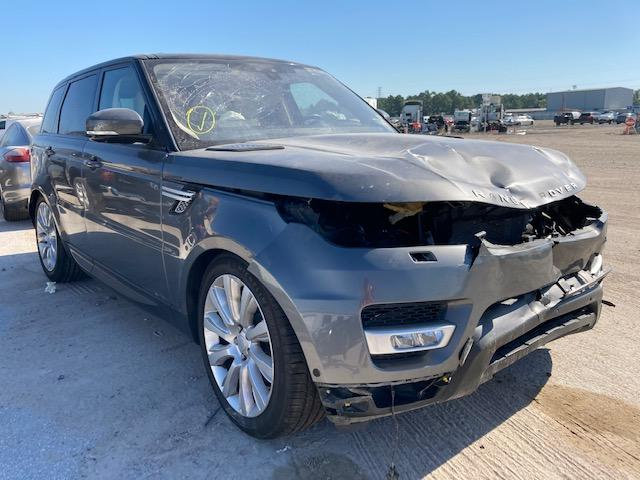 Vehiculos salvage en venta de Copart Houston, TX: 2017 Land Rover Range Rover