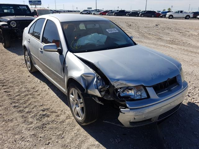 Salvage cars for sale from Copart Haslet, TX: 2003 Volkswagen Jetta GL