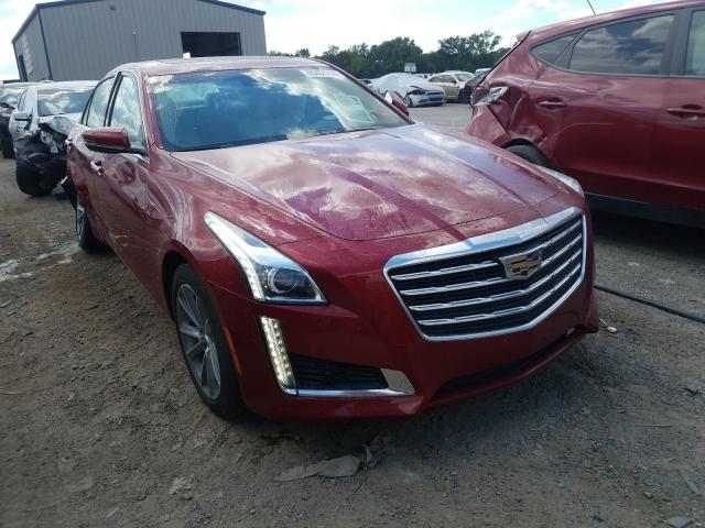 Salvage cars for sale from Copart Louisville, KY: 2019 Cadillac CTS Luxury