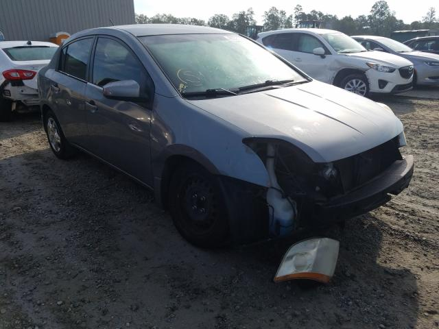 Salvage cars for sale from Copart Spartanburg, SC: 2007 Nissan Sentra 2.0
