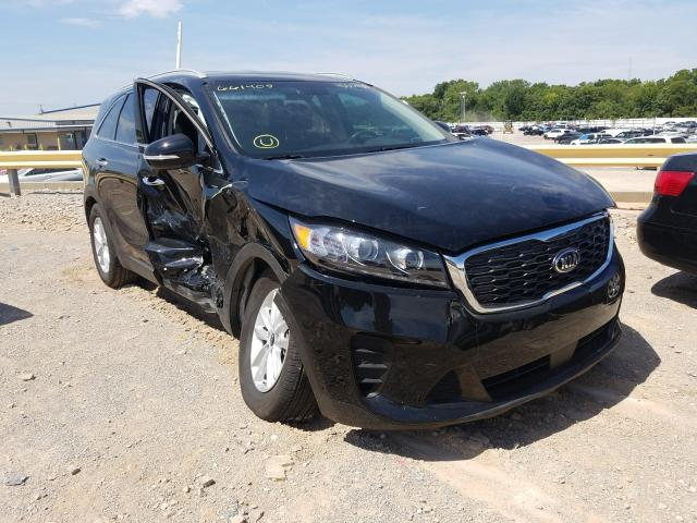 KIA Sorento L salvage cars for sale: 2020 KIA Sorento L