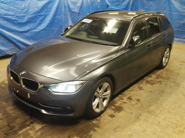 BMW 320D ED SP - 2017 rok