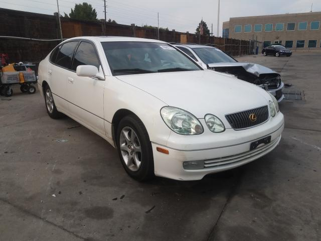 Vehiculos salvage en venta de Copart Littleton, CO: 2002 Lexus GS 300