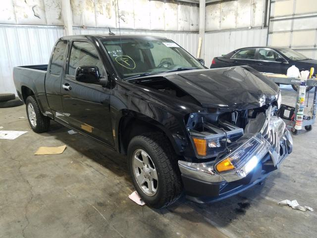 Salvage cars for sale from Copart Woodburn, OR: 2012 GMC Canyon SLE