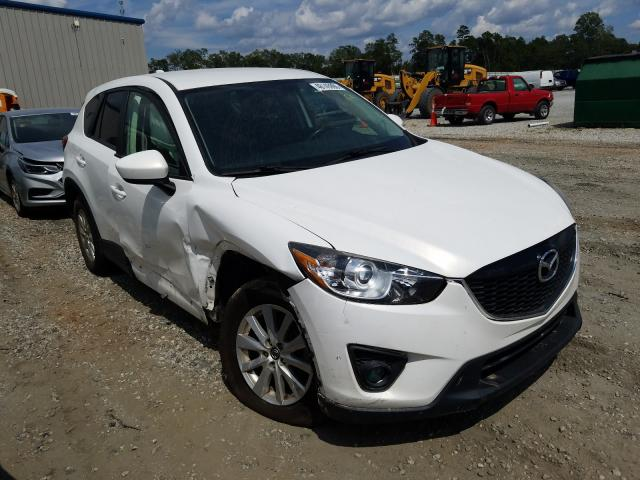 Mazda salvage cars for sale: 2014 Mazda CX-5 Touring