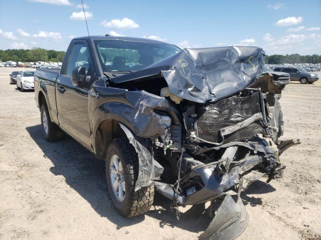 Salvage cars for sale from Copart Conway, AR: 2018 Ford F150