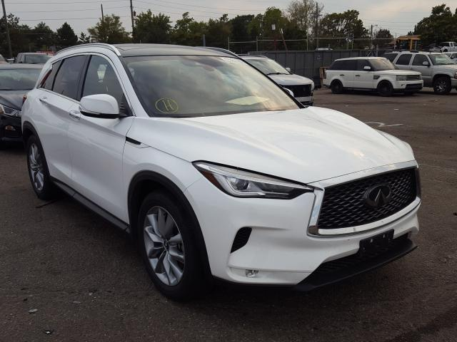 Salvage cars for sale from Copart Denver, CO: 2019 Infiniti QX50 Essen