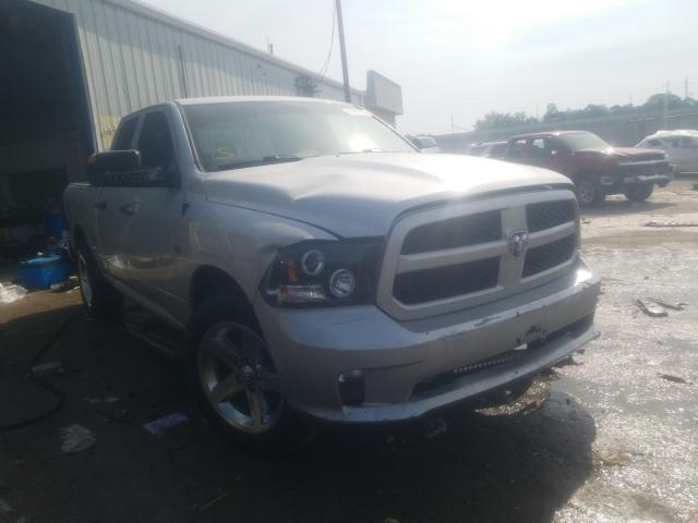 Salvage cars for sale at Montgomery, AL auction: 2018 Dodge RAM 1500 ST