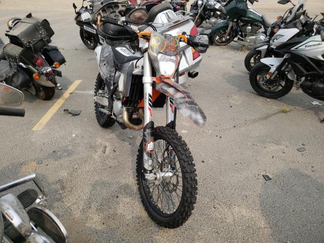 KTM 500 XCF-W