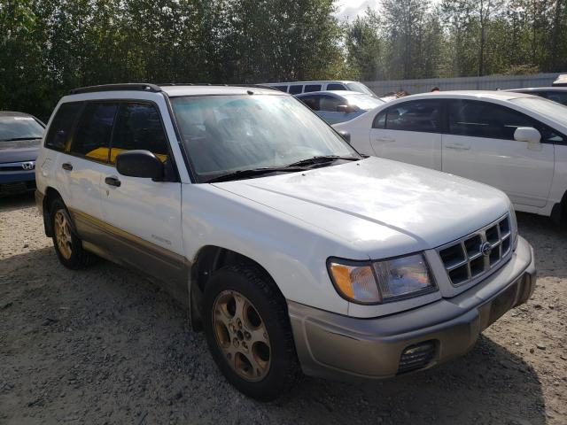Salvage cars for sale from Copart Arlington, WA: 1999 Subaru Forester S