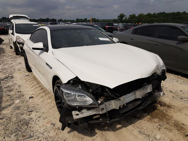 Salvage cars for sale from Copart Loganville, GA: 2015 BMW Alpina B6